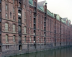 Hamburg Old Harbour
